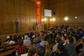 Fragerunde unter Moderation von Bundesbruder Heickmann
